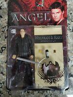 Angel Season 5 Angel figure Wolfram & Hart new Diamond Select 2005 NEW