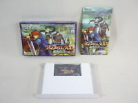 FIRE EMBLEM Rekka Tsurugi Item Ref/bcb Game Boy Advance Nintendo Japan Game gba