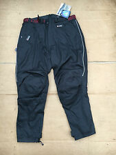 "AKITO Mens Textile Waterproof Motorbike Motorcycle Trousers UK 36"" Waist   No105"