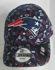 Patriots Infant Hat Cap NFL New Era Blue Fun Graffiti New England Unisex