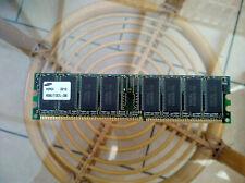 Samsung 128MB PC2100 DDR-266MHz CL2.5 184-Pin DIMM Memory RAM M368L1713CTL - CBO