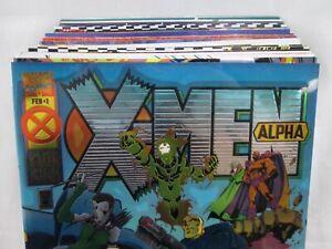 X-MEN AGE OF APOCALYPSE / AMAZING WEAPON X / COMPLETE 39 ISSUE SET FULL RUN