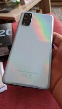 Samsung Galaxy S20 SM-G980F/DS - 128Go - Cloud Blue (Désimlocké) (Double SIM)