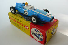 DINKY TOYS GB   COOPER RACING CAR  REF240 63/69   BON ÉTAT  BOITE D'ORIGINE  N°2