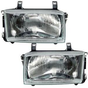 *NEW* HEAD LIGHT LAMP for VOLKSWAGEN TRANSPORTER T4 1992-2004 PAIR LEFT+RIGHT