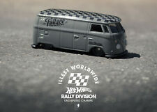 Hot Wheels Fatlace '64 VW Panel Bus Brand New Sealed in Box illest Volkswagen
