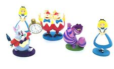 Disney Alice in Wonderland Figurines Lot