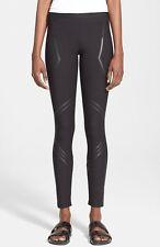 Helmut Lang Coated Trim Leggings Pants Size S