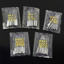 10x Domestic Sewing Machine Needles Size 11/14/16/18 fit All Domestic Bran Sory