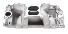 Edelbrock 7562 2-R RPM Air-Gap Intake Manifold Big Block Chevy Rectangle Port