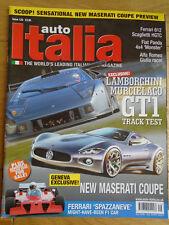 Auto Italia 129 Murcielago GT1, Ferarri 612 HGTC