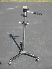 velbon camera tripod wheels dolly 3 to 6ft