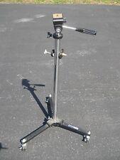 velbon camera tripod wheels dolly 3 to 6ft