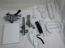 Nintendo Wii Full Setup with Sports Attachments