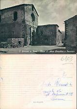 S. GIOVANNI IN FIORE - CHIESA S. ABATE GIOCCHINO E MUNICIPIO       (rif.fg.6103)