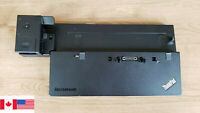 IBM Lenovo ThinkPad Pro Dock Port Docking Station 00HM918 SD20F82751 40A1