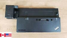 IBM Lenovo ThinkPad Pro Dock Port Doking Station 00HM918 SD20F82751 40A1