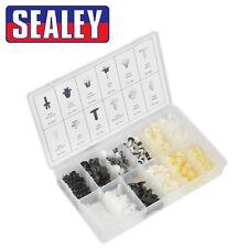 Sealey Unidad CLIP TAPIZADO Conjunto para PEUGEOT CITROEN Panel 345pc EN CAJA