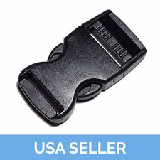 """1"""" Side Release Buckle, Side Release Clip, 1 Inch, 1 Pc Shipped from USA"""