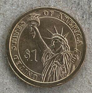 UNITED STATES 1 DOLLAR COIN JAMES BUCHANAN