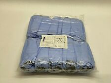 Contec SCR645XL-150 Blue Pharmacy Cleanroom Shoe Covers Size X-Large PACK OF 50