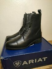 Ariat 10020125 Heritage IV Paddock English Horseback Riding Boots 11 D NEW