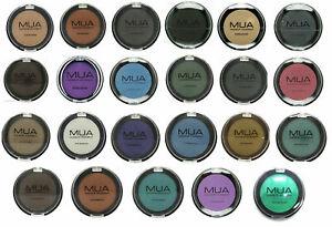 MUA Makeup Academy Pearl Matte Mono Eyeshadow Choose Shade BUY 2 GET 1 FREE