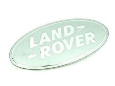 10 X Plata Metálico Coche Land Rover 4 X 4 X 15 30 Mm Cromo Pegatinas Windows 7 8