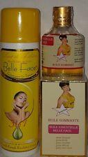 Lait & huile eclaircissant belle face visage /corps Anti-age aux acides de fruit