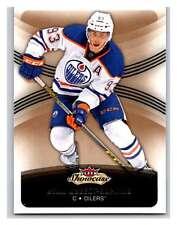 (HCW) 2015-16 Fleer Showcase #83 Ryan Nugent-Hopkins Oilers NHL Mint