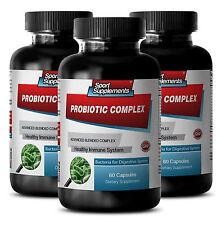 Probiotic Complex 40 Billion CFUs -  Aids with Digestive Support System Pills 3B
