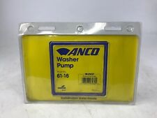 ANCO 61-16 Windshield Washer Pump NEW/SEALED Chevy Buick GMC