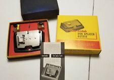 Vintage Cine-Kodak Duo Splicer Outfit for 8mm & 16mm Film Original Box Contents