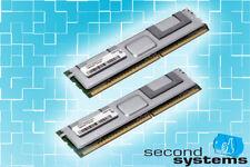 HP 2GB 2x1GB REG ECC PC2-5300F 667 MHz DDRII SDRAM Kit 398706-051 397411-B21