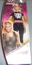 NATALYA - WWE Mattel Superstars 12 Inch Doll Wrestling Girls Toy NEW DMG PKG