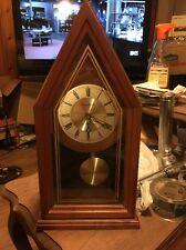Vintage Ingraham Westminster Chime Mantel Clock