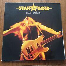 BLACK SABBATH/STAR GOLD (SERIES) 2xLP 1976 METRONOME NEMS 0084.501-2