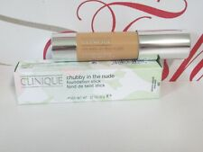 CLINIQUE  CHUBBY IN THE NUDE FOUNDATION STICK 08 GRANDEST GOLDEN NEUTRAL BOXED