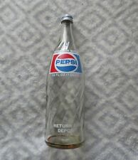 Vintage Pepsi 32 oz Soda Bottle
