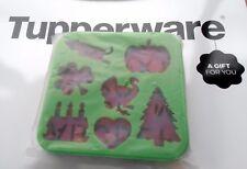 BNIP TUPPERWARE KIDS STENCIL ART (8 STENCILS) great gift idea