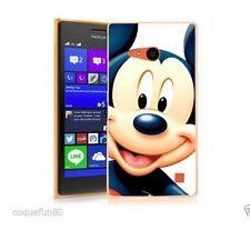 Coque Nokia Lumia 735 - Motif Mickey - Depart de France