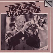 HARRY JAMES AND HIS ORCHESTRA Third Big Band Sound LP  VERVE      LP1.43