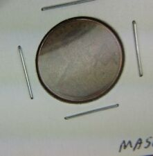 Counter Stamped Lincoln Cent 1974 D Masonic Penny #897