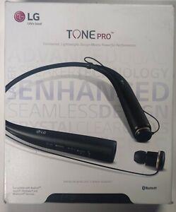 LG TONE PRO HBS-780 Premium Bluetooth Wireless Stereo Headset - Black