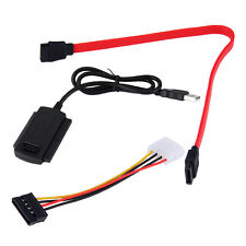 SATA/PATA/IDE Drive to USB 2.0 Adapter Converter Cable for 2.5/3.5 Hard Drive BP