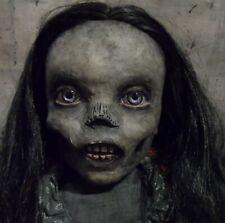 OOAK Halloween Prop Decoration Zombie TWD Walker Gothic Creepy Horror Doll