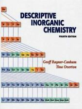 Descriptive Inorganic Chemistry by Rayner-Canham, Geoff , Hardcover