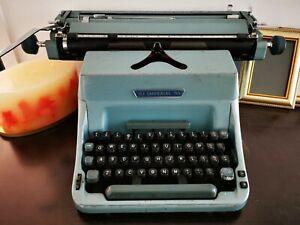 Vintage Imperial 70 Typewriter Original 1960s Collectable
