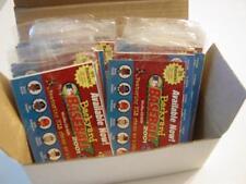 Gamming Issue: Fleer 2001 Backyard Baseball Premium: Lot Of 10 Rare Promo Packs