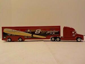 N 2001 Nascar 1:64 Trailer RIg Truck Hauler Dale Earnhardt Jr # 8 All Star Game